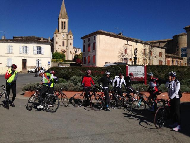 Sortie Pascale du 6 avril 2015 à Salvagnac